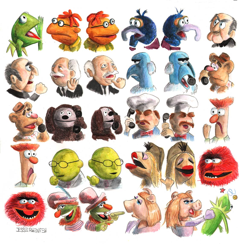 Muppet Gossips