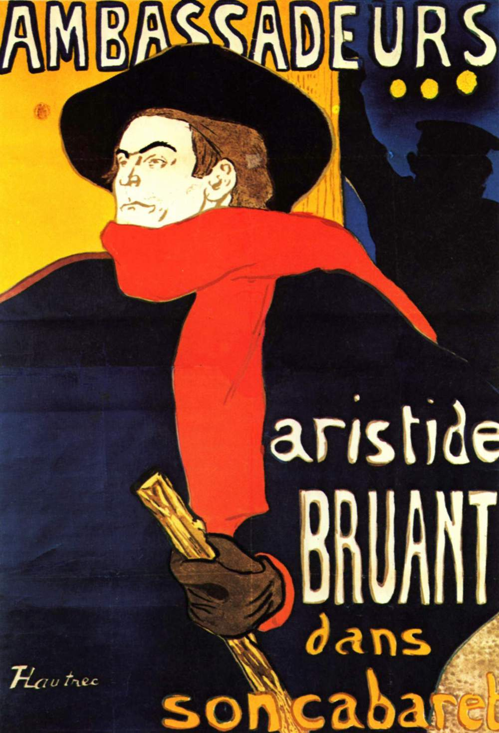 Henri de Toulouse Lautrec - Ambassedeurs