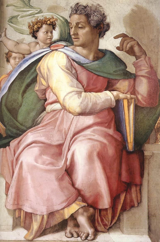 Michelangelo - Isaiah