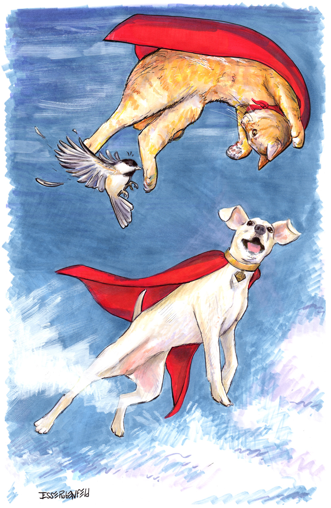Krypto And Streaky